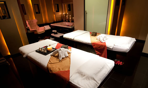 Adam & Eve Silk Massage Oil at VIE Hotel Bangkok and V Villas Hua Hin