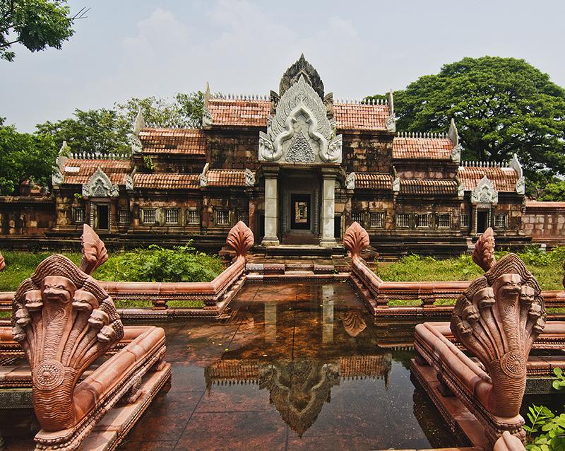 Phimai Sanctuary, Nakhon Ratchasima